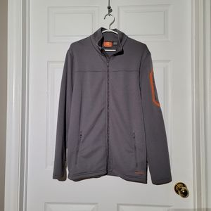 MERRELL zip up sweater